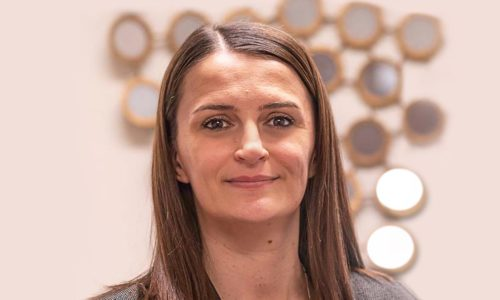 Tijana Milenkovic honored with CRA-E award for mentoring undergrads in computing research