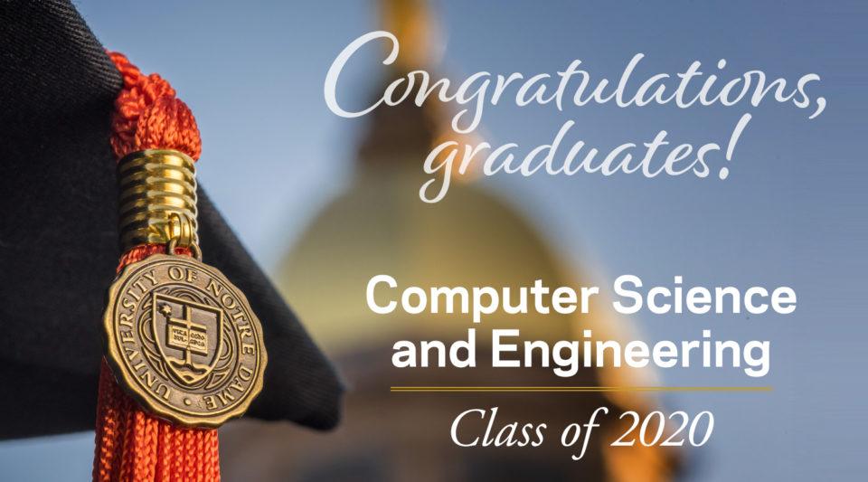 Congratulations CSE 2020 Graduates