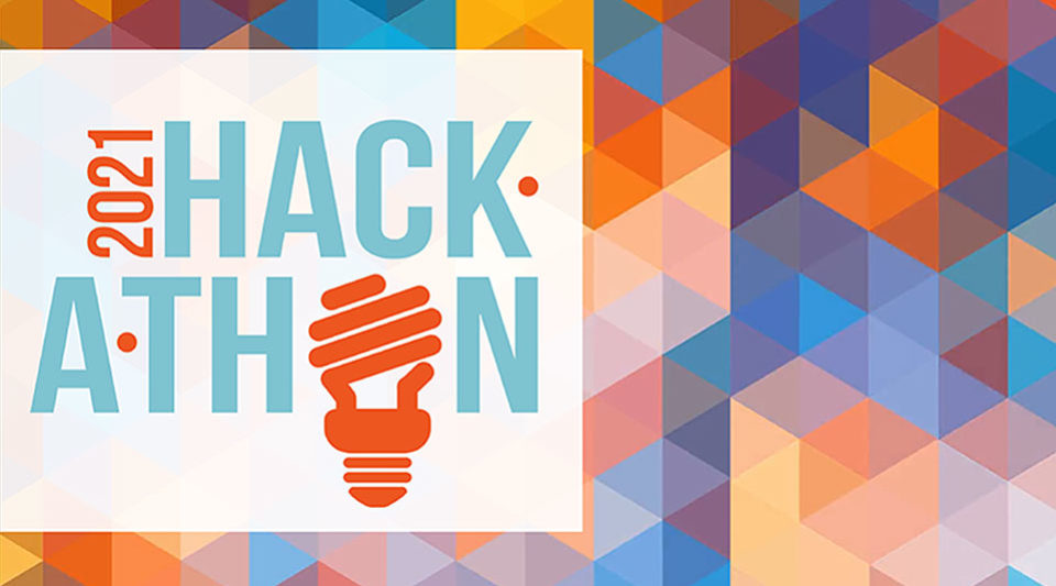 2021 Hack-a-thon graphic
